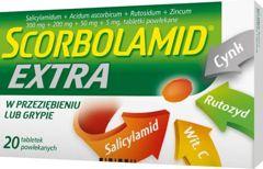 Scorbolamid EXTRA x 20 tabletek