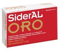 Sideral ORO x 20 saszetek