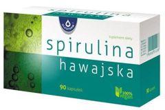 Spirulina hawajska 100% Vegan x 90 kapsułek