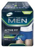 TENA Men Active Fit Pants Plus rozmiar M x 9 sztuk