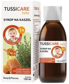 TUSSICARE baby syrop na kaszel 120ml