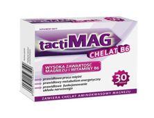 TactiMag Chelat B6 x 30 tabletek