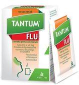 Tantum Flu smak pomarańczowy x 10 sztuk
