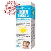 Tran Omega-3 Mama i Maleństwo 250ml