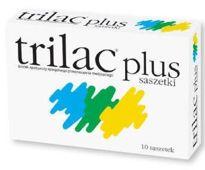 Trilac Plus x 10 saszetek - data ważności 30-09-2019