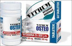 VITRUM OSTEO x 100 tabletek powlekanych