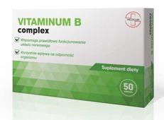 Vitaminum B complex x 50 tabletek