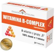 WITAMINA B COMPLEX x 50 tabletek