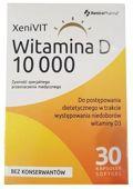 XeniVIT Witamina D 10000 x 30 kapsułek