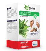 ZDROWY DUET Oczyszczanie odkwaszanie Aloes 500ml+Młody jęczmień 500ml