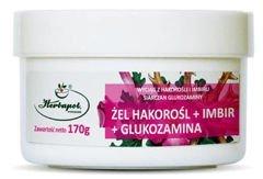 Żel hakorośl + imbir + glukozamina 170g