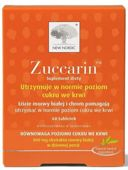 Zuccarin x 60 tabletek