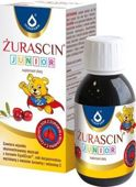 Żurascin Junior syrop 100ml