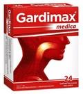 GARDIMAX MEDICA x 24 tabletki do ssania bez cukru