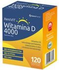 XeniVIT Witamina D 4000 x 120 kapsułek