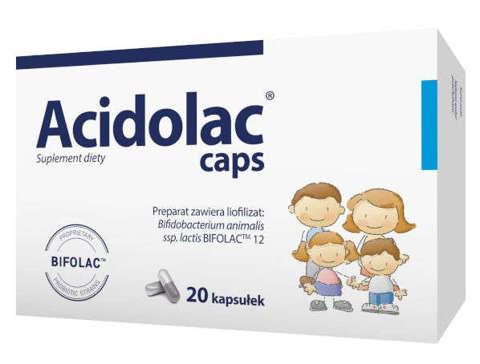 ACIDOLAC x 10 kapsułek