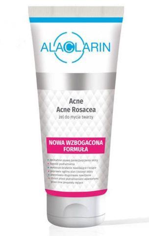 ALACLARIN Acne Rosacea żel do mycia twarzy 200ml