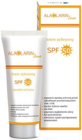 ALACLARIN Sun krem ochronny SPF50 50ml