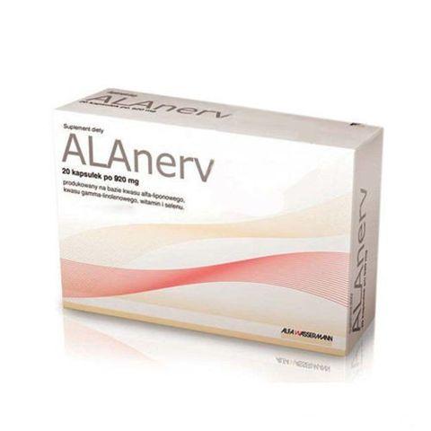 ALAnerv x 20 kapsułek