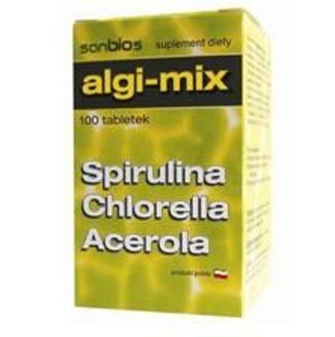 ALGI-MIX x 100 tabletek