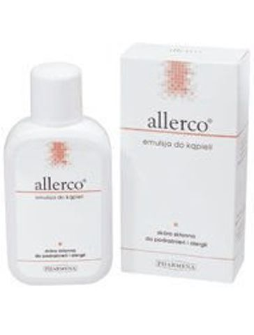 ALLERCO Emulsja do kąpieli 200ml