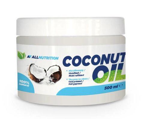 ALLNUTRITION Coconut Oil Olej kokosowy 500ml