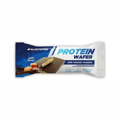 ALLNUTRITION Protein Wafer bar vanilla 35g