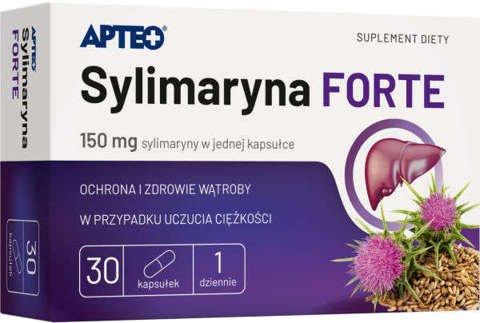 APTEO Sylimaryna Forte x 30 kapsułek