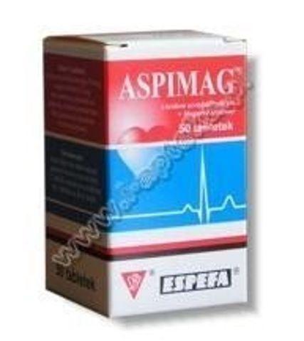 ASPIMAG x 50 tabletek