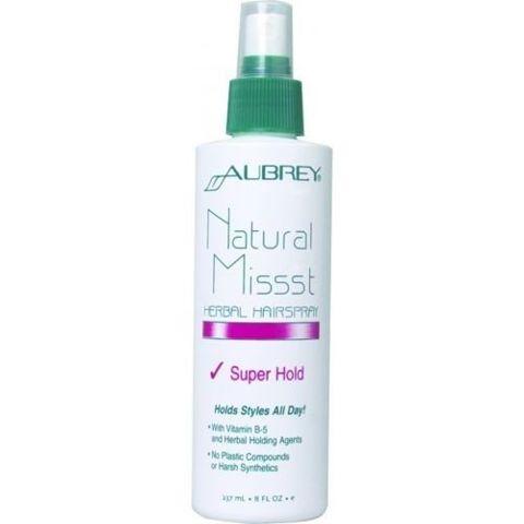 AUBREY Natural Missst Ziołowy spray do włosów - średnie utrwalenie 237ml