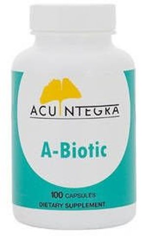 Acuintegra A-biotic x 100 kapsułek