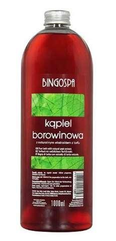 BINGOSPA Kąpiel Borowinowa Forte 1000ml