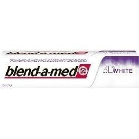 BLEND-A-MED 3D White 100ml