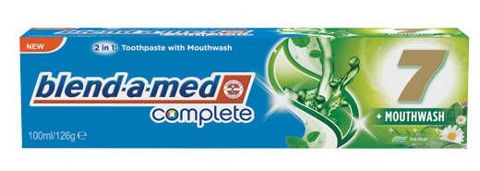 BLEND-A-MED Complete 7 Herbal 100ml