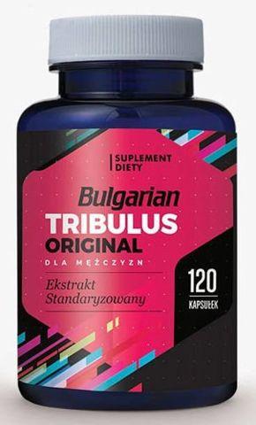 Bulgarian Tribulus Original x 120 kapsułek