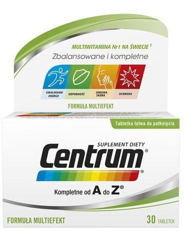 CENTRUM A-Z x 30 tabletek