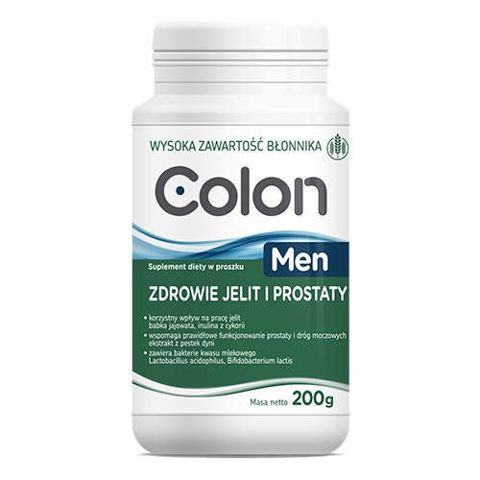 COLON C Men proszek 200g
