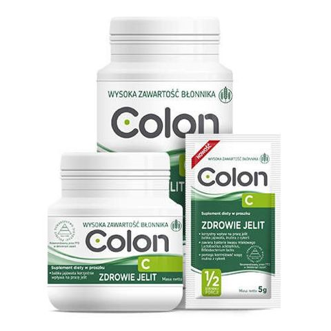 COLON C proszek 100g
