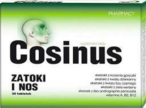 Cosinus x 30 tabletek