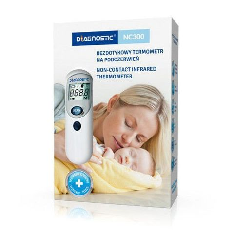 DIAGNOSTIC NC300 Termometr elektroniczny