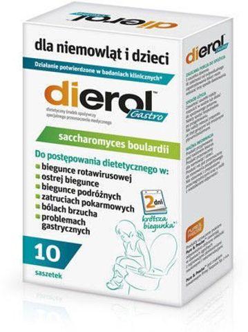DIEROL Gastro x 100 saszetek