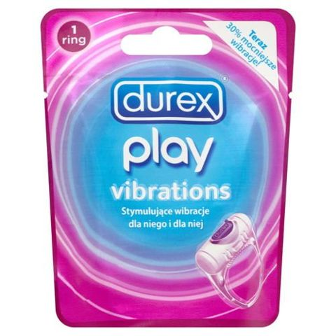 DUREX Play nakładka wibracyjna
