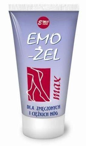 EMO-ŻEL Max dla zmęczonych i ciężkich nóg 100g