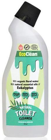 Eukaliptusowy płyn do czyszczenia toalet 750ml
