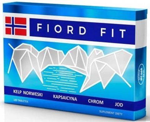 Fiord Fit x 120 tabletek