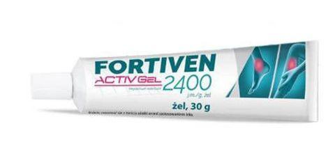 Fortiven Activ Gel 2400jm/g 50g