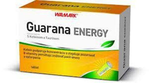 GUARANA ENERGY x 30 tabletek