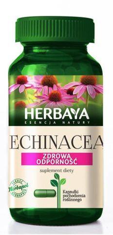 HERBAYA Echinacea prawidłowa odporność x 60 kapsułek