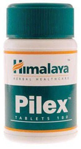 HIMALAYA Pilex x 100 tabletek