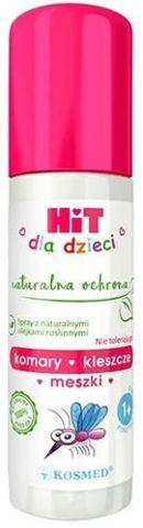 Hit Spray z naturalnymi olejkami roślinnymi dla dzieci 100ml